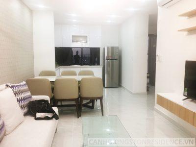 Cho thuê căn hộ Kingston Residence Novaland Quận Phú Nhuận K-07.09