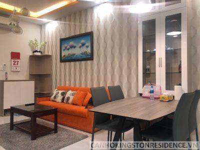 Cho thuê căn hộ Kingston Residence Novaland Quận Phú Nhuận K-04.04