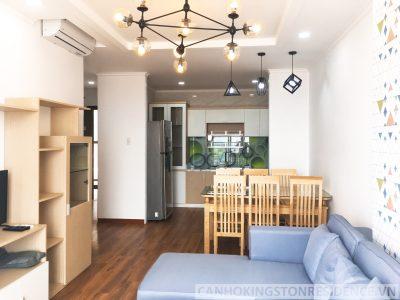 Cho thuê căn hộ Kingston Residence Novaland Quận Phú Nhuận K-12.07